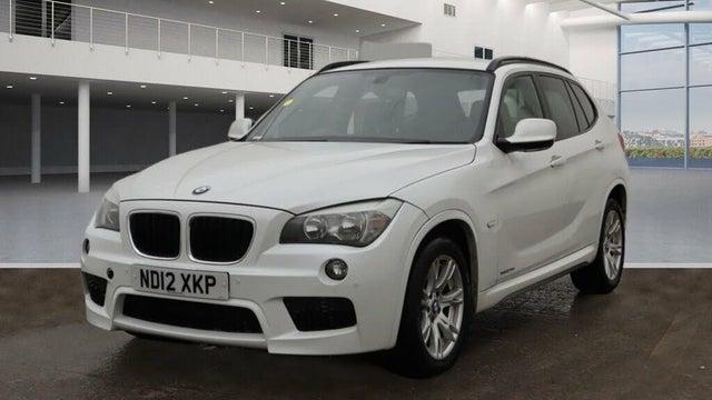 2012 BMW X1 2.0TD xDrive20d M Sport (12 reg)