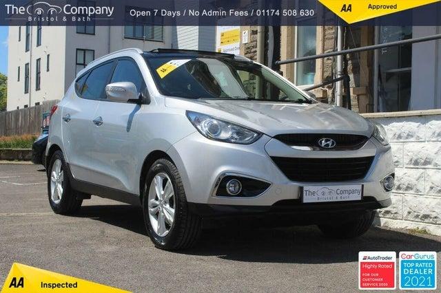 2012 Hyundai ix35 1.7TD Premium (12 reg)