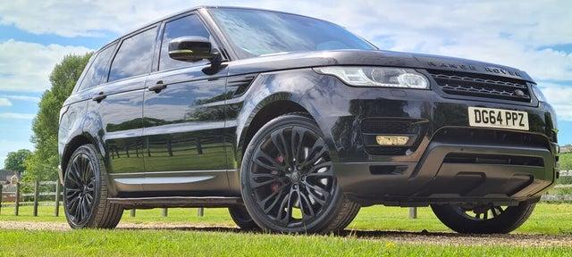 2014 Land Rover Range Rover Sport 3.0 SD V6 HSE (64 reg)