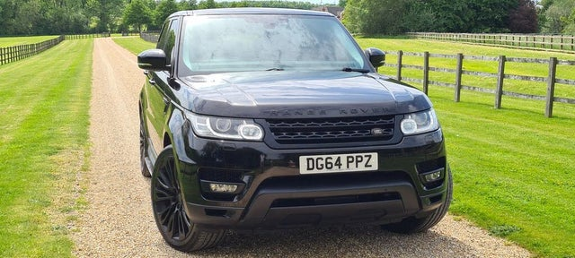 2014 Land Rover Range Rover Sport 3.0 SD V6 HSE (LW reg)