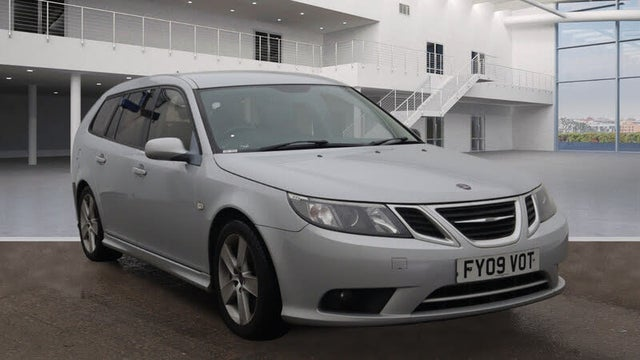 2009 Saab 9-3 1.9TD Vector Sport 1.9TiD (120ps) SportWagon 5d (09 reg)