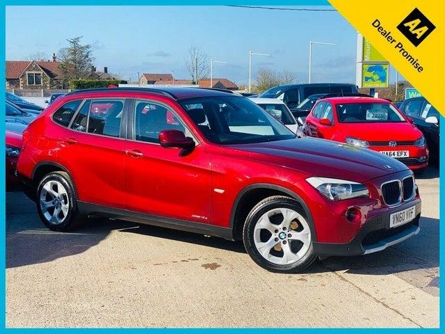 2011 BMW X1 2.0TD sDrive18d SE (60 reg)