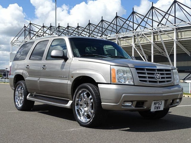 2006 Cadillac Escalade 6.0 (53 reg)
