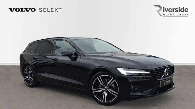 2021 Volvo V60 2.0TD B4 R-Design (1Z reg)