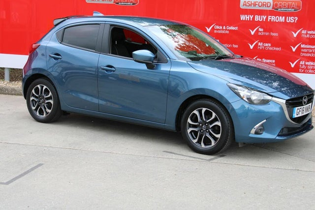 2018 Mazda Mazda2 1.5 Sport (Nav)+ (18 reg)