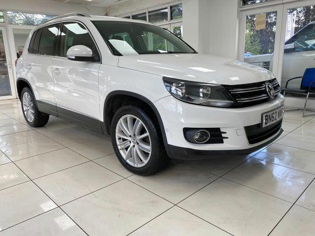 2012 Volkswagen Tiguan (62 reg)