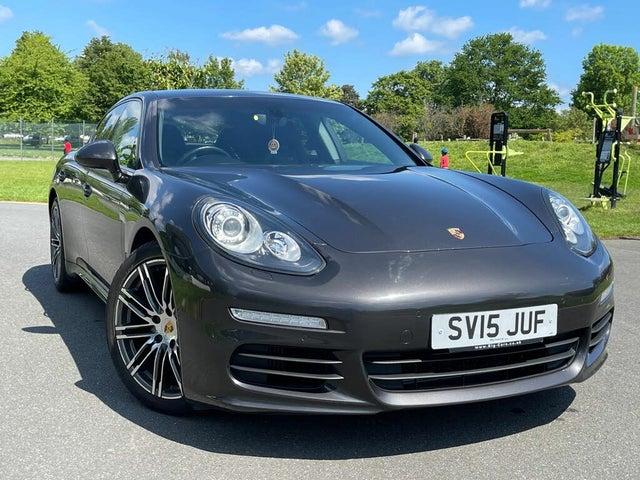 2015 Porsche Panamera 3.0TD (15 reg)