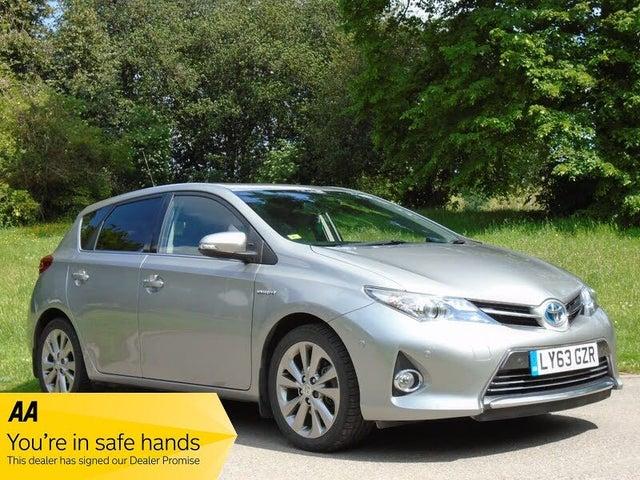 2014 Toyota Auris 1.8 Excel (136bhp) Hatchback E-CVT (63 reg)