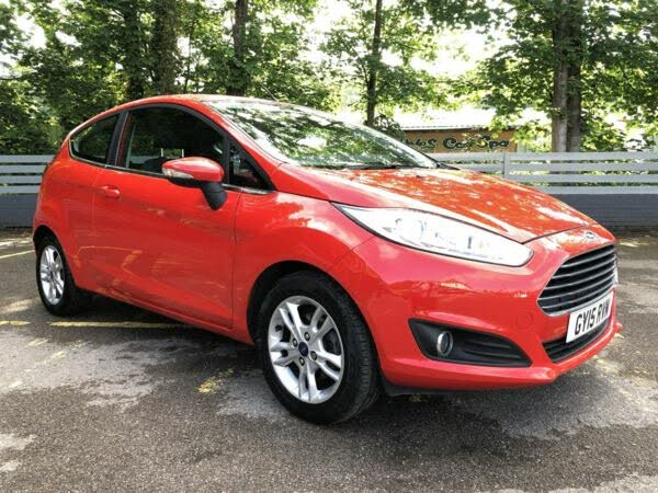2015 Ford Fiesta 1.0 Zetec (100ps) EcoBoost (s/s) 3d (15 reg)