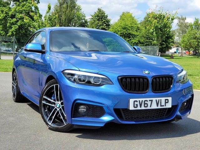 2017 BMW 2 Series 2.0 230i M Sport Coupe Auto (67 reg)