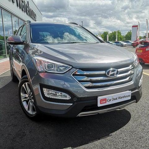 2016 Hyundai Santa Fe 2.2 CRDi Premium 2.2 CRDi (194bhp) (5st) Auto (16 reg)
