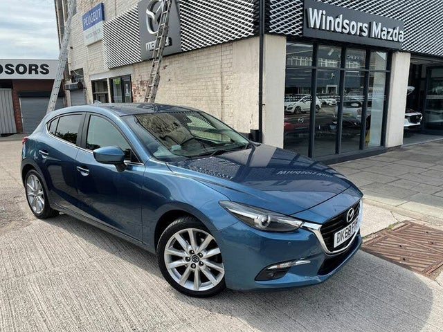 2018 Mazda Mazda3 2.0 Sport Nav (120ps) Hatchback 5d (68 reg)