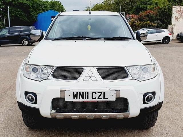 2011 Mitsubishi L200 2.5TD Barbarian auto (CJ reg)