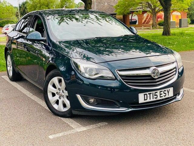 2015 Vauxhall Insignia 2.0CDTi SRi (163ps) Hatchback 5d Auto (15 reg)