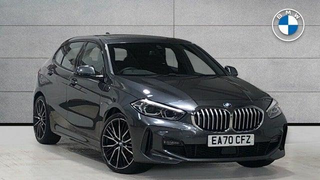 2020 BMW 1 Series (A7 reg)