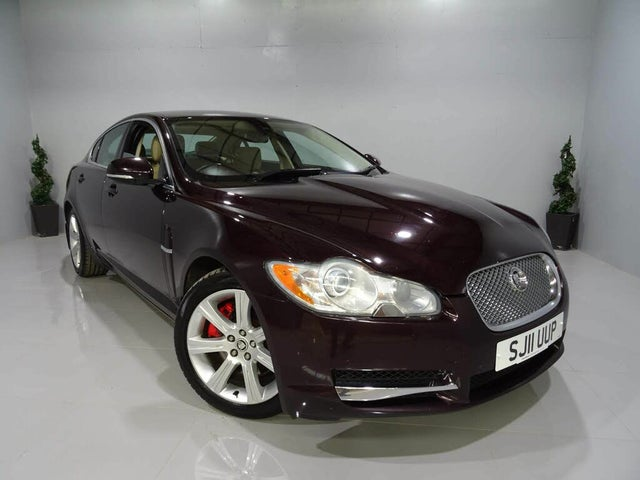 2011 Jaguar XF 3.0TD Luxury (237bhp) (11 reg)