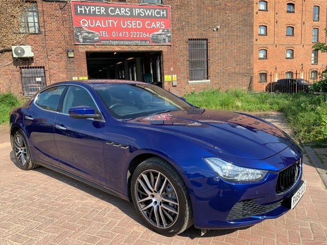 2017 Maserati Ghibli 3.0TD (66 reg)