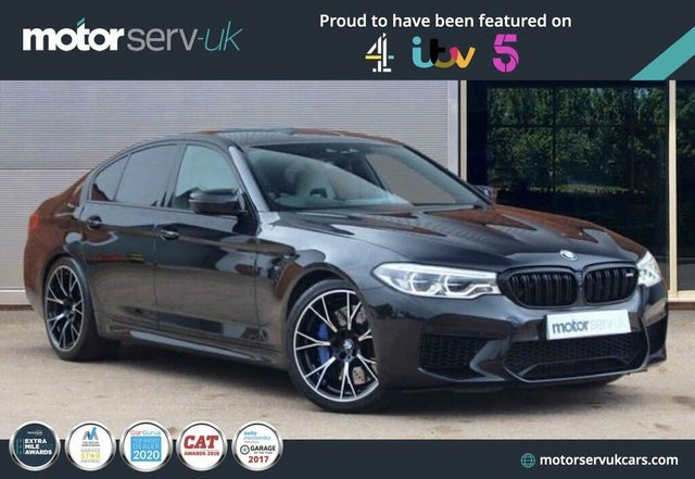 2019 BMW 5 Series 4.4 M5 Competition (0A reg)
