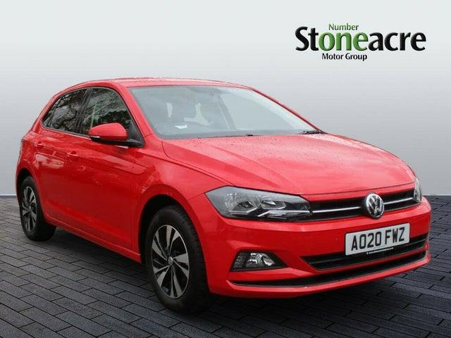 2020 Volkswagen Polo 1.0 TSI Match (20 reg)