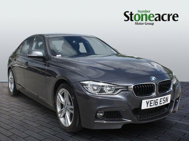 2016 BMW 3 Series 2.0TD 320d M Sport Saloon 4d Auto (16 reg)