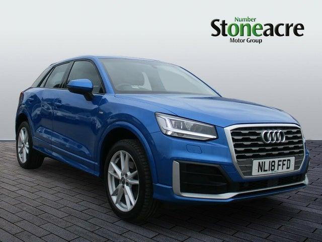 2018 Audi Q2 1.4 TFSI S-Line S Tronic (18 reg)