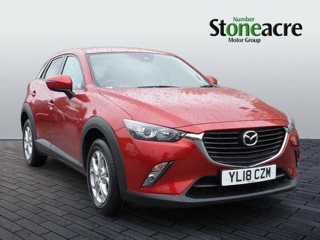 2018 Mazda CX-3 2.0 SE-L Nav (18 reg)