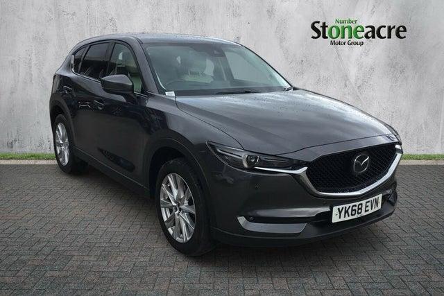 2018 Mazda CX-5 2.2TD Sport (NAV+) (150ps) (2WD)(s/s) (68 reg)