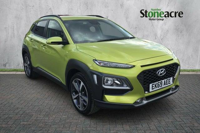 2019 Hyundai Kona 1.0 T-GDi Premium (69 reg)