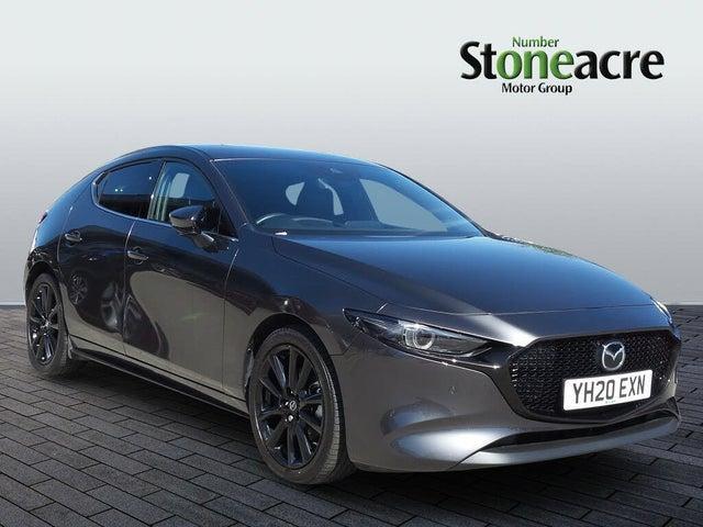 2020 Mazda Mazda3 2.0 GT Sport Tech (180ps) Hatchback 5d (20 reg)
