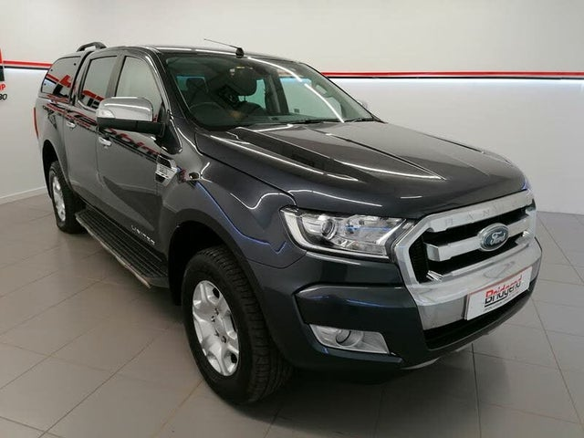 2017 Ford Ranger 3.2TD Limited (200Ps)(EU6) 1 Pick-Up (17 reg)