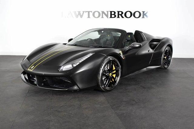 2016 Ferrari 488 3.9 488 Spider (3B reg)