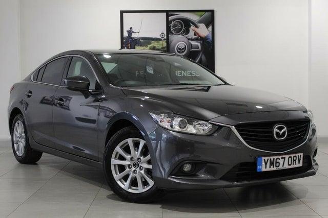 2018 Mazda Mazda6 2.0 SE-L (NAV) Saloon 4d Auto (67 reg)