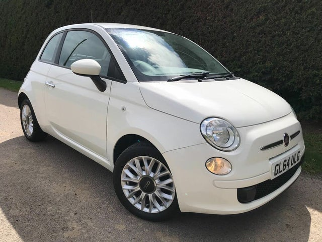 2015 Fiat 500 1.2 POP (s/s) Dualogic (64 reg)