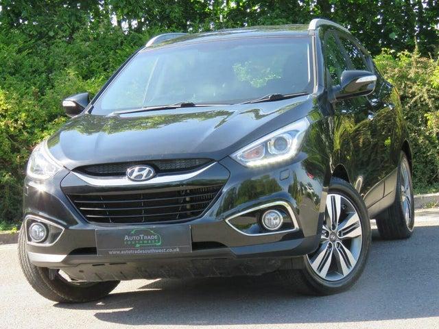 2014 Hyundai ix35 2.0TD Premium Auto (63 reg)