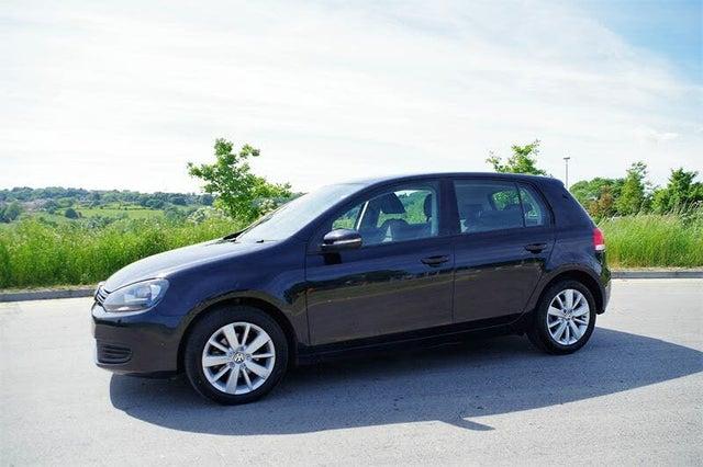 2011 Volkswagen Golf 1.6TD Match 5d (11 reg)