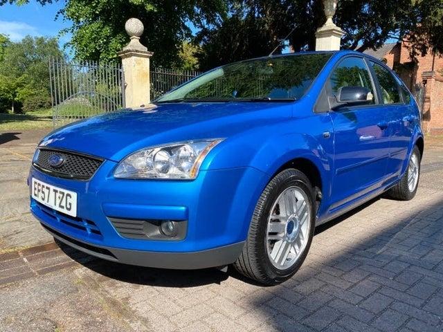 2007 Ford Focus 2.0 Ghia (145ps) Hatchback 5d auto (57 reg)