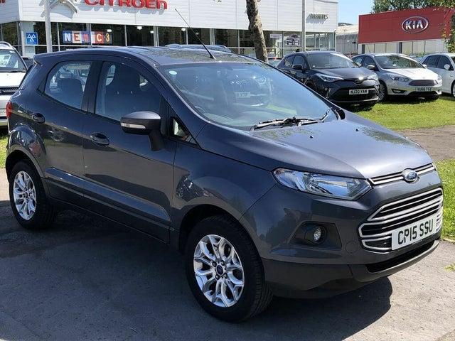 2015 Ford EcoSport 1.5 Zetec (15 reg)