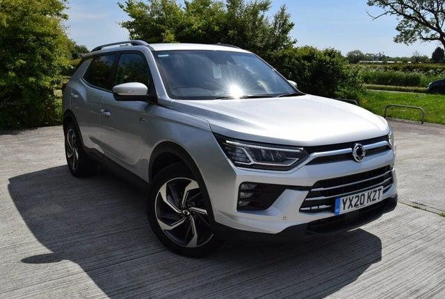 2020 Ssangyong Korando 1.5 Ultimate Auto (20 reg)