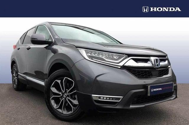2021 Honda CR-V 2.0 i-MMD SE Hybrid (MR reg)