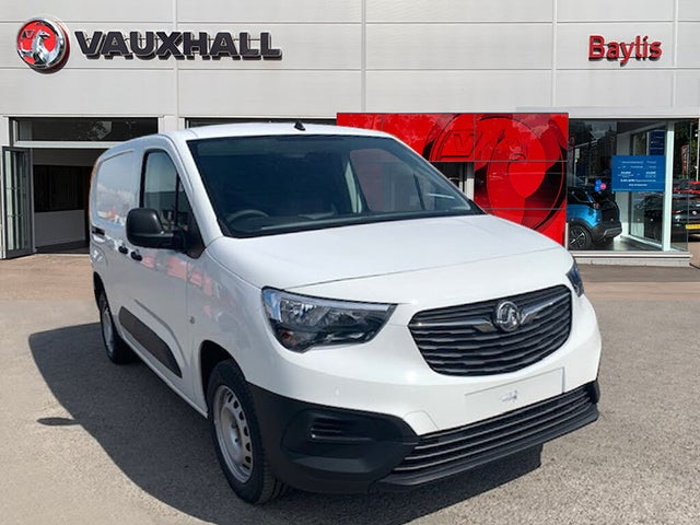 2021 Vauxhall Combo (21 reg)