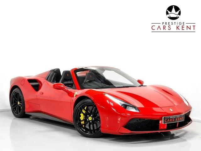 2016 Ferrari 488 3.9 488 Spider (RA reg)