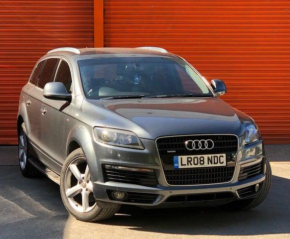 2008 Audi Q7 3.0TD quattro S Line (237bhp) (08 reg)