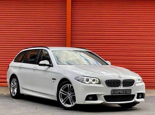 2015 BMW 5 Series 2.0TD 520d M Sport (184bhp) Touring 5d (A5 reg)