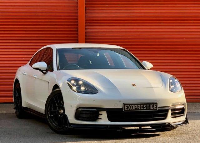 2019 Porsche Panamera (0Z reg)