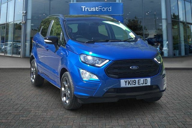 2019 Ford EcoSport 1.0T ST-Line (125ps) (19 reg)