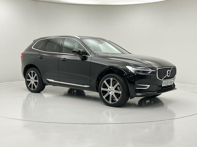 2020 Volvo XC60 2.0TD B5 Inscription Pro (20 reg)