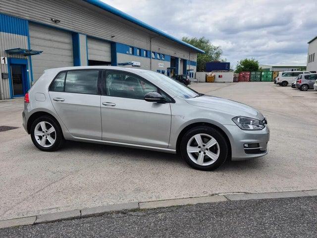 2015 Volkswagen Golf 2.0TDI Match (BMT)(s/s) 5d DSG (15 reg)
