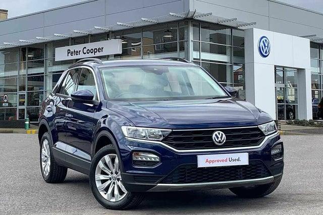 2019 Volkswagen T-Roc (GZ reg)