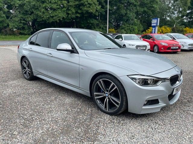 2017 BMW 3 Series 2.0TD 318d M Sport Saloon 4d Auto (17 reg)