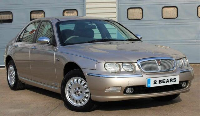 2001 Rover 75 2.0 Connoisseur